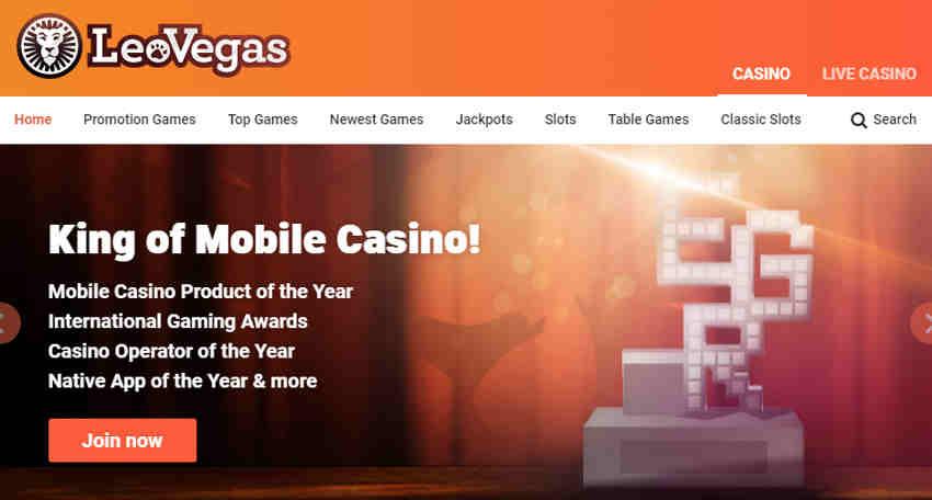 leovegas_king_of_mobile_casino